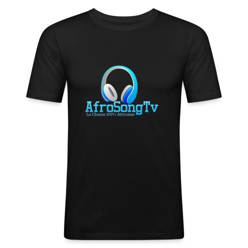 logo - Camiseta ajustada hombre