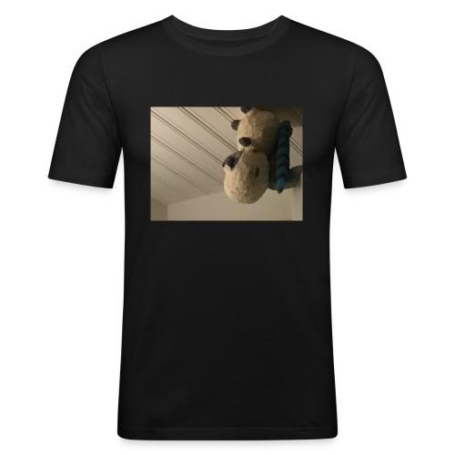 Lucwallmerch.se - Slim Fit T-shirt herr