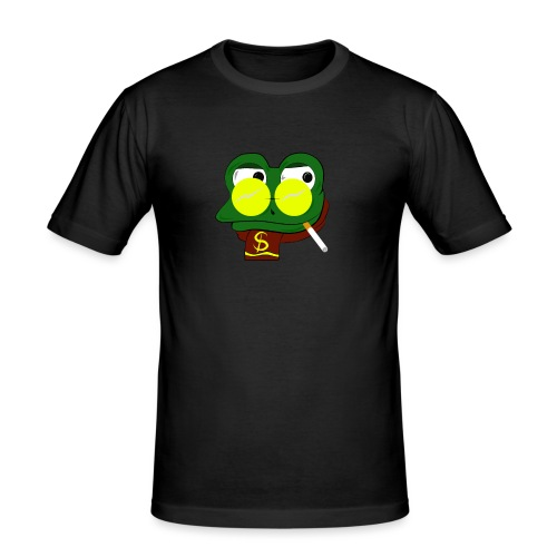 Winter Froggy - T-shirt près du corps Homme