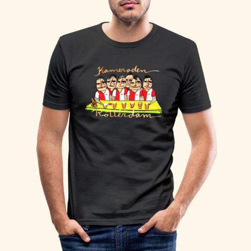 Kameraden Feyenoord - Mannen slim fit T-shirt