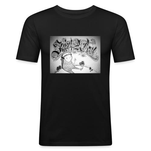 FB_IMG_1478002892093 - Maglietta aderente da uomo
