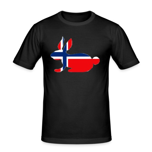 norwegian bunny - Men's Slim Fit T-Shirt