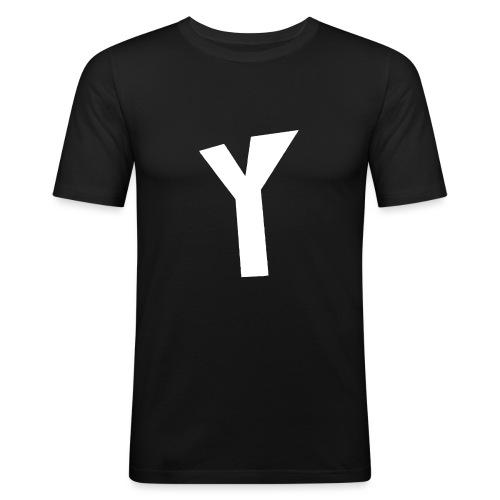 vest YIRCO - Mannen slim fit T-shirt