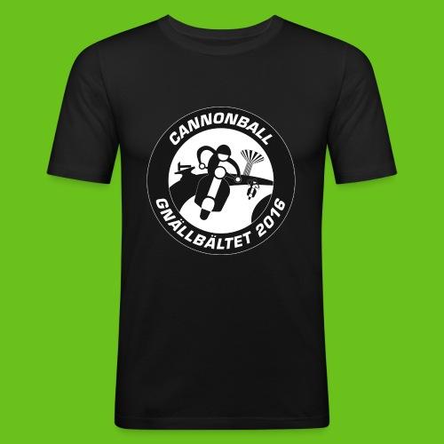 CB2016 Hoodie - Slim Fit T-shirt herr