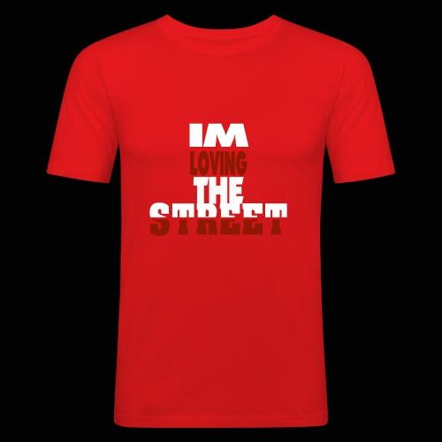 IMLOVINGTHESTREET - Herre Slim Fit T-Shirt