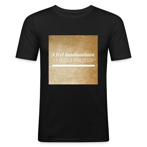 Simpel- La Piccola Principessa- Feellaalaalaa - slim fit T-shirt