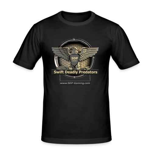 SDP-Gaming.com - Recruiter Shirts - Mannen slim fit T-shirt