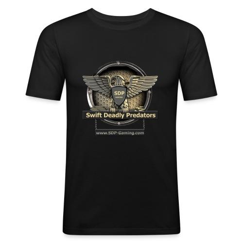 SDP-Gaming.com - Recruiter Shirts - Mannen slim fit T-shirt