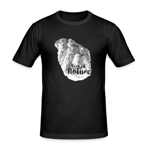 Heart - Rocked by Nature - Slim Fit T-shirt herr