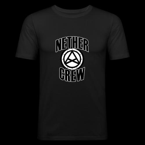 Nether Crew Classic T-shirt - Maglietta aderente da uomo