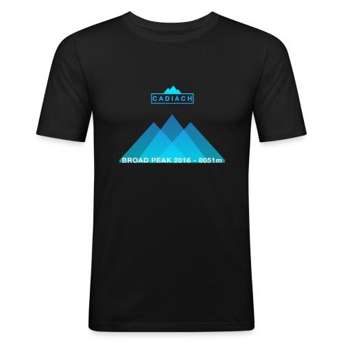 Cadiach Broad Peak 2016 - Hombre - Camiseta ajustada hombre