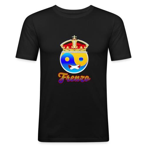 Frenzo crew - Mannen slim fit T-shirt