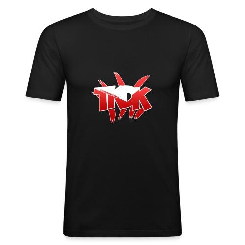 TKDK Teddy - Mannen slim fit T-shirt