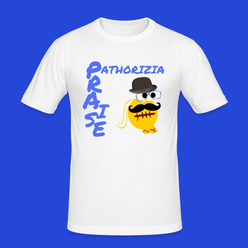 PraisePathorizia - Maglietta aderente da uomo