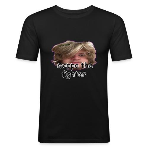 Mappo T-skjorte - Slim Fit T-skjorte for menn