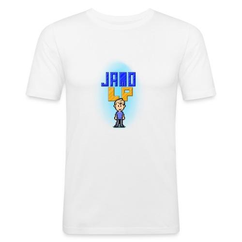 Pixel Jamo - Herre Slim Fit T-Shirt