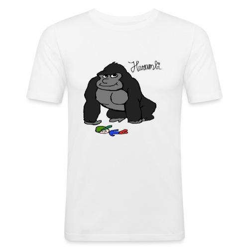Harambae - Mannen slim fit T-shirt