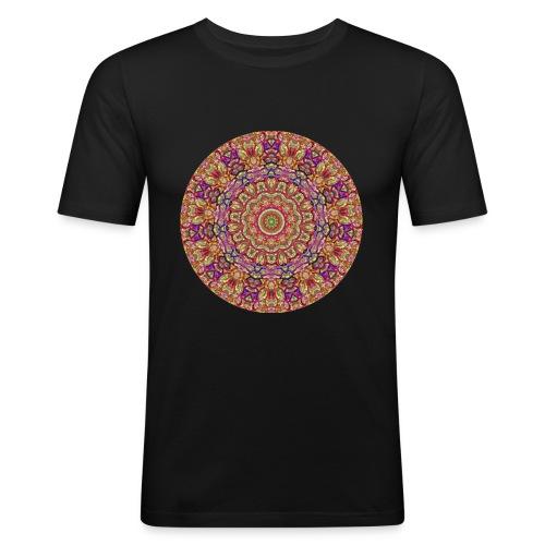 Colección Maldala 3 - Camiseta ajustada hombre