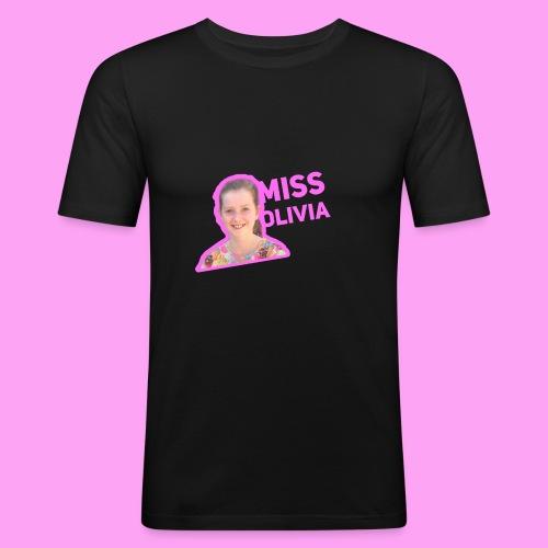 MissOlivia - slim fit T-shirt