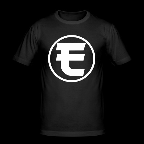 Evanus T-Shirt Officieel - Mannen slim fit T-shirt