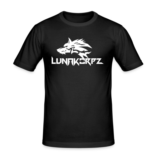 luankorpz new ones - Mannen slim fit T-shirt
