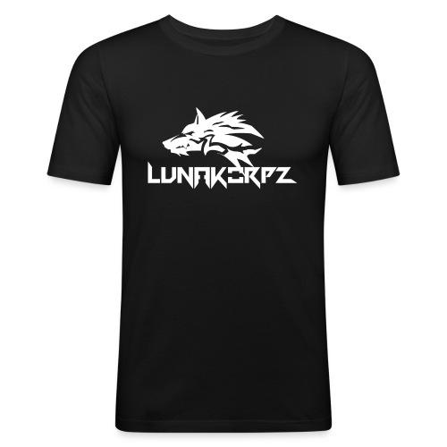 luankorpz new ones - Mannen slim fit T-shirt