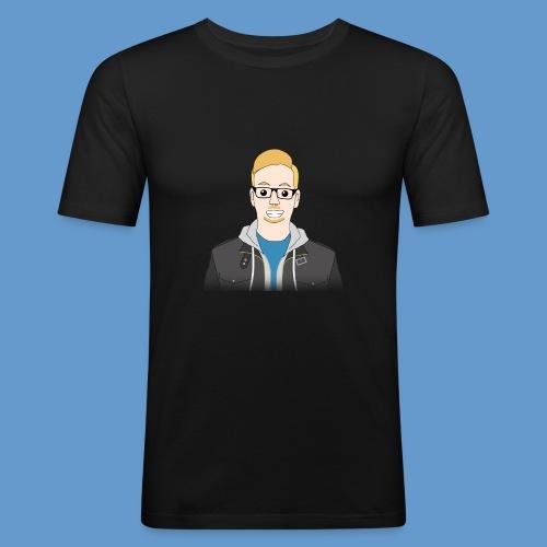 Ryltar - T-shirt près du corps Homme