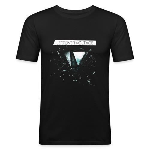 Leftover Voltage | Original - Männer Slim Fit T-Shirt
