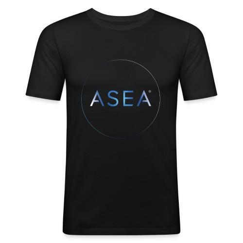 ASEA2 - Mannen slim fit T-shirt