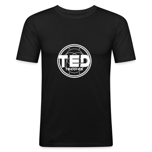 LOGO TED RECORDS - T-shirt près du corps Homme