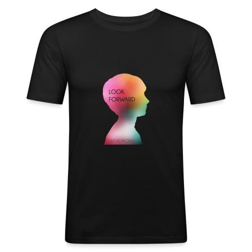 Gwhello - Mannen slim fit T-shirt