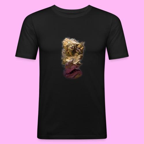 migraine - Miesten tyköistuva t-paita