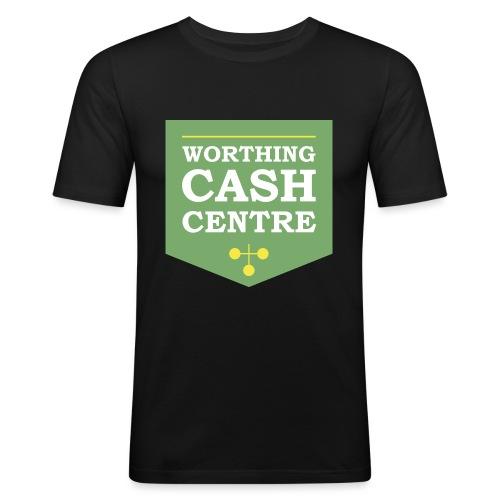 WCC - Test Image - Men's Slim Fit T-Shirt