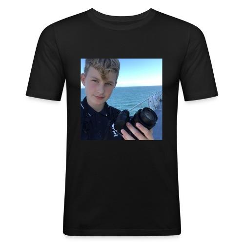 Ditlevs collection - Men's Slim Fit T-Shirt