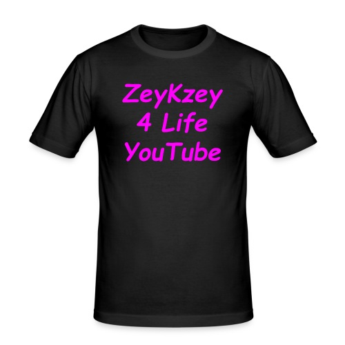 ZeyKzey Steet Waer - Slim Fit T-shirt herr