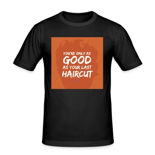 Orange_Toupee - slim fit T-shirt
