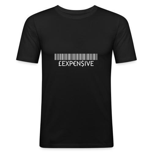 £XP€N$IVE - Men's Slim Fit T-Shirt