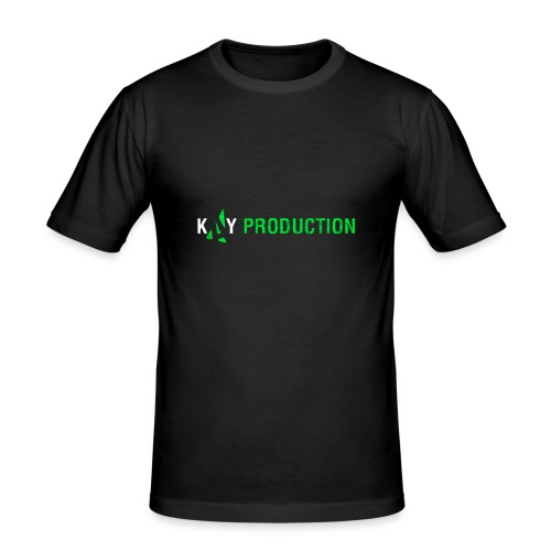 Kay Production Store - Men's Slim Fit T-Shirt