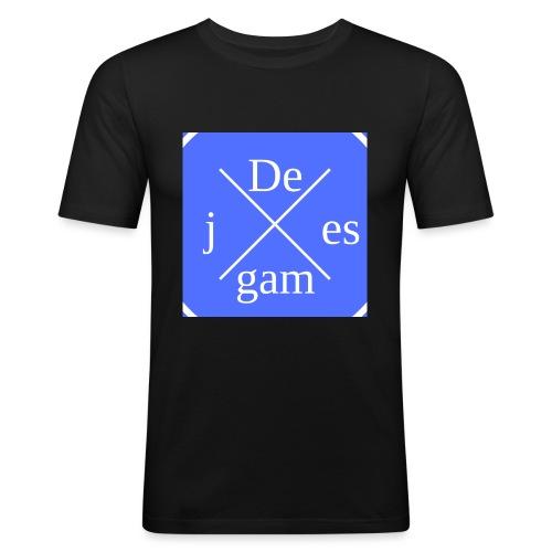 de j games kleren - slim fit T-shirt