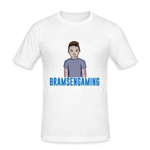 BramsenGaming 2017 - Herre Slim Fit T-Shirt