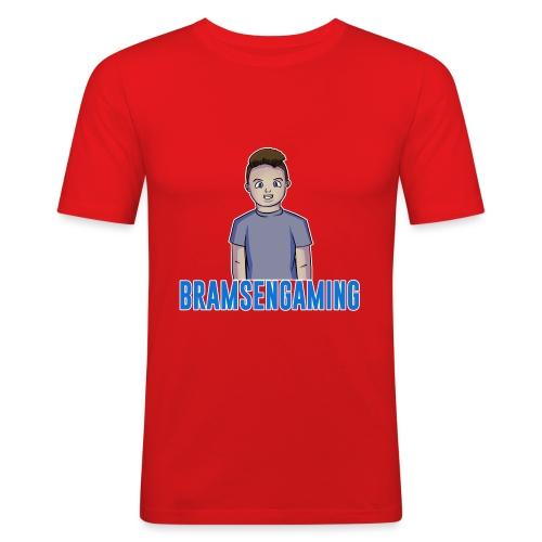 BramsenGaming 2017 - Herre Slim Fit T-Shirt