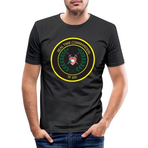 TASK FORCE 21 - Men's Slim Fit T-Shirt