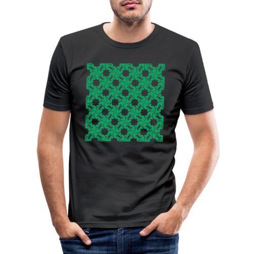 Saint Patrick - T-shirt près du corps Homme