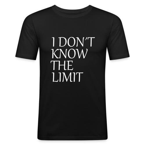 1 - Camiseta ajustada hombre