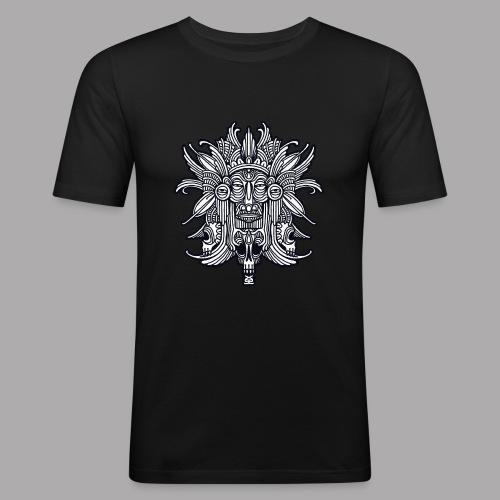 ritual black - Men's Slim Fit T-Shirt