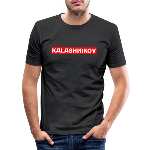 KALASHNIKOV - Männer Slim Fit T-Shirt