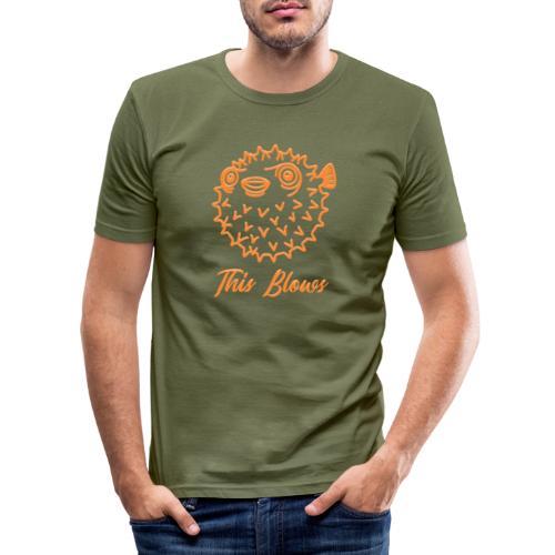 puffer - Men's Slim Fit T-Shirt