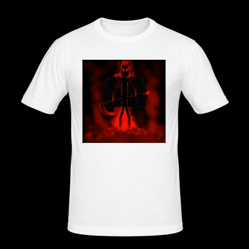 Corrupted Nightcrawler - Men's Slim Fit T-Shirt