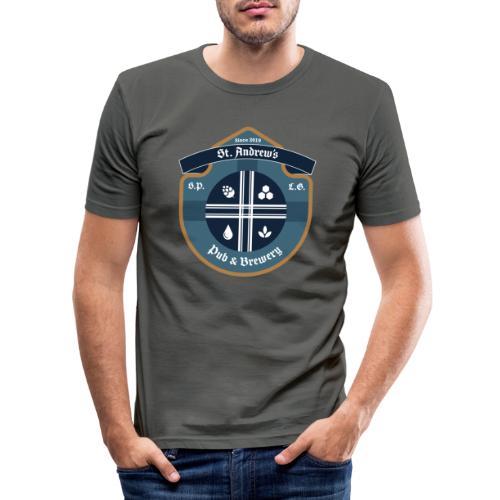 St Andrews T-Shirt - Maglietta aderente da uomo