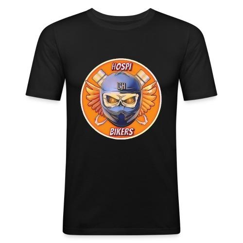 hospibikers neo - Camiseta ajustada hombre